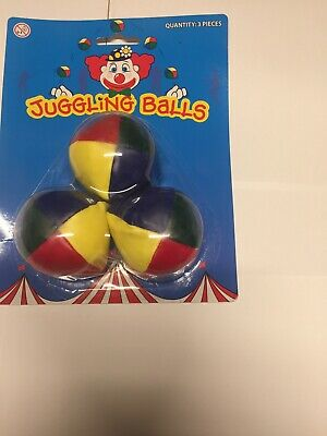 Juggling Balls Set Of 3 • 9£