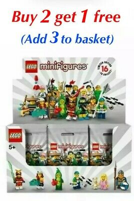 Lego 71027 Minifigures CMF Series 20(Choose Your Minifigure) Buy 4 Get 2 Free • 6.99£