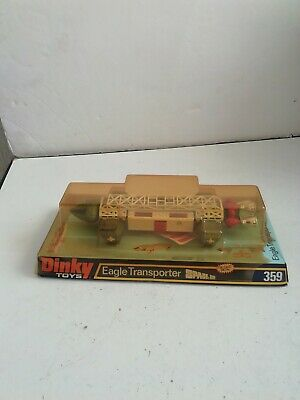 Vintage Dinky Toys No. 359 Space 1999 Eagle Transporter Boxed Gerry Anderson  • 149£