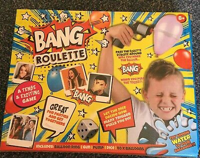 Brand New Bang Roulette Game • 7.50£