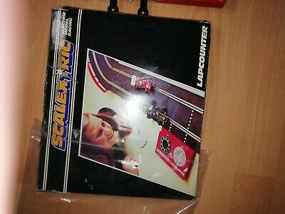 Scalextric Lap Counter Boxed  • 9.50£