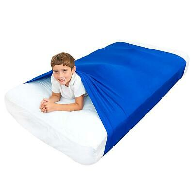 Sensory Compression Single Bed Sheet ~ Weighted Blanket Alternative, From The UK • 27.99£