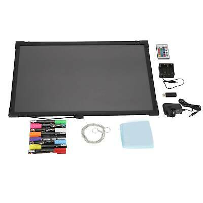 Sensory LED Light Up Drawing Writing Board Special Needs Toy Autism 60*40CM • 22.99£