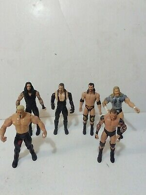 WWE Action Figures Bundle • 14.95£