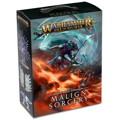 Malign Sorcery - Age Of Sigmar - Games Workshop - New • 43.49£
