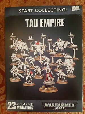 Tau Empire Start Collecting • 60£