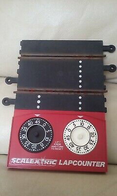 Vintage Classic Scalextric 45 Lap Recorder Counter - Working  • 5.99£