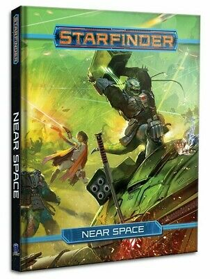 Starfinder RPG Near Space Roleplaying Game Supplement Paizo Publishing • 33.99£