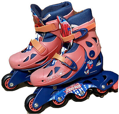 Open Box Marvel Spider-Man In-line Skates - Used Once • 24£
