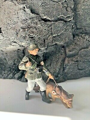 Elastolin & First Aid Dog Soldiers 1/24  70 Mm First Aid Related • 54£
