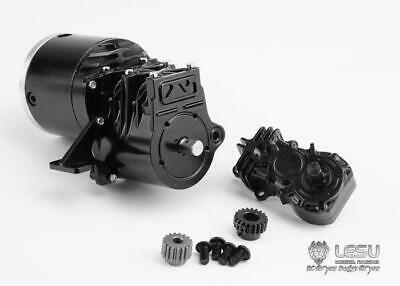 UK Stock LESU 2Grade High Torque GearBox Transmission B 1/14 DIY TAMIYA RC Truck • 139.99£