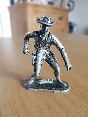 Lone Star - Metal  Bat Masterson  Diecast Toy Made In England, Appr. 2.5 /6cm H • 9£