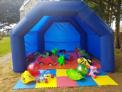 Inflatable Marquee - Tent 12 X 12ft Used Once... Bargain! • 375£