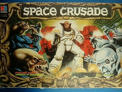 Vintage MB Games SPACE CRUSADE & DREADNOUGHT SPARE PARTS / Multi-Listing -Choose • 3.99£