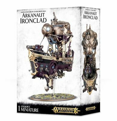 Kharadron Overlords Arkanaut Ironclad - Age Of Sigmar - Games Workshop - New • 62.49£