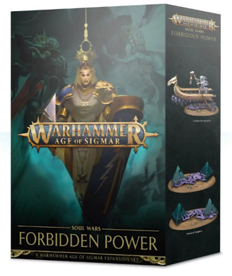 Forbidden Power - Age Of Sigmar - Games Workshop - New • 50.99£