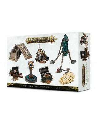 Objective Markers - Age Of Sigmar - Games Workshop - New • 23.99£