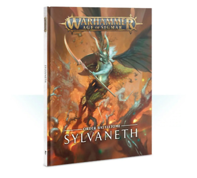 Battletome Sylvaneth - Age Of Sigmar - Games Workshop - New • 23.99£