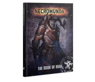 The Book Of Ruin - Necromunda - Games Workshop - New • 25.99£