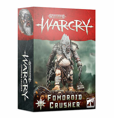 Fomoroid Crusher - Warcry - Games Workshop - New • 23.99£