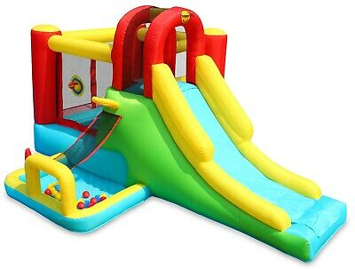 Happy Hop Adventure Combo Slide Bounce And Ball Pit • 549.95£