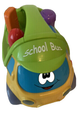 Chicco School Bus Toy. Never Been Used. A++ New. Unisex. English And French. • 17.99£