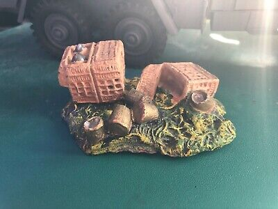 Elastolin Shell Dump In Baskets For 1/24  / 70 Mm Soldiers- REF 302 • 51£