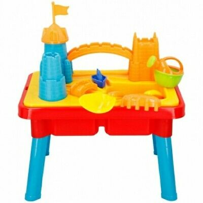 2in1 Sand & Water PlayTable Playset Sand And Water Table Junior 15Pcs Set  • 21.99£