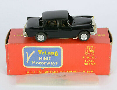 Triang Minic Motorway M1556 Mercedes Excellent Runner Excellent Boxed • 60£