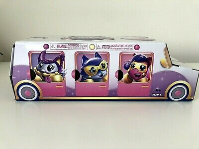 TOMY Ritzy Rollerz Exclusive Limousine Trio Special Blind Box • 9.99£