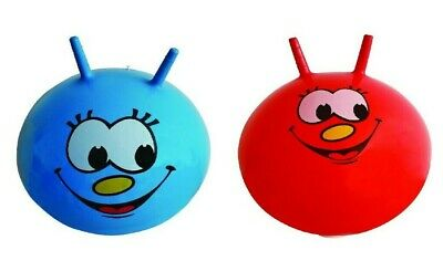 Redwood 24 /60 Cm Space Hopper For Adults And Children In Blue, Red ! • 9.99£