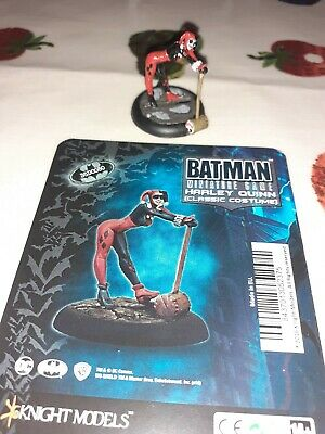 Knight Models Batman Miniature Harley Quinn (classic Costume) Painted • 15£