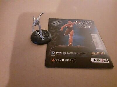 Knight Models Batman Miniatures The Flash (TV Series) Assembled • 15£