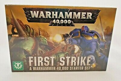 Warhammer 40,000 FIRST STRIKE Starter Set • 23.99£
