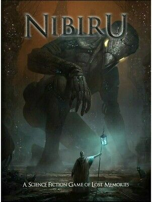Nibiru RPG Core Rulebook A Science Fiction Roleplaying Game Of Lost Memories • 40.99£
