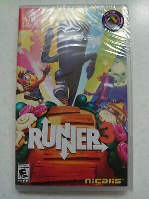 New Runner3  Nintendo Switch • 32£