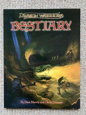 Dragon Warriors RPG: Bestiary (Softcover) - Magnum Opus Press • 29.99£