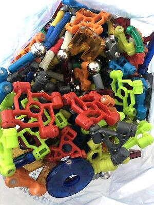 Large Bundle Magnetix/Geomag. Used. Weight Approx 3.5kg. • 25£