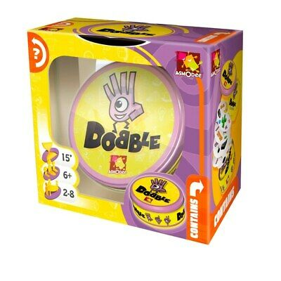 Dobble Classic Family Card Game Dobble Party Game Brand New Sealed • 9.99£