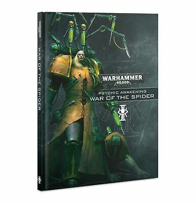 Psychic Awakening War Of The Spider - Warhammer 40k - Games Workshop - New • 23.99£