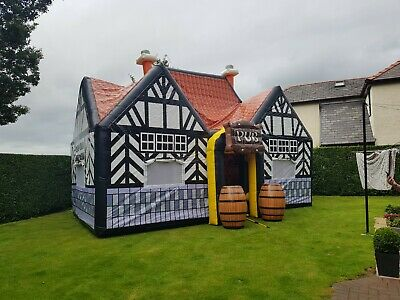 Inflatable Pub For Hire (Includes FREE Furniture) • 350£