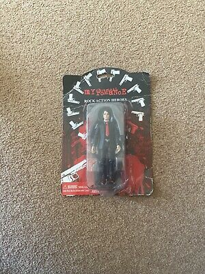 My Chemical Romance Gerard Way Coffin Action Figure Boxed Rare Vintage • 115£