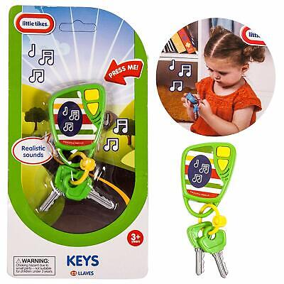 Little Tikes Keyring Realistic Electronic Sounds Toy Car Keys Childrens  • 3.99£