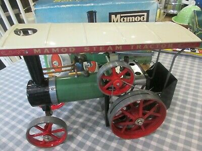 Mamod TE1A Traction Engine-Comes With Sr1a Box • 119£