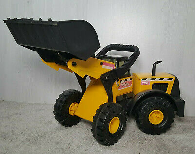 Tonka 728 Front Loader Digger Metal Truck - Vintage Toy & Collectable • 44.99£