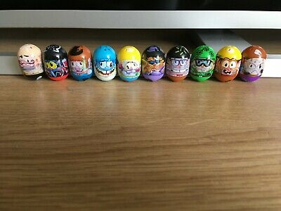 Mighty Beanz Series 1 And 2 Bundle Lot Collection • 7£