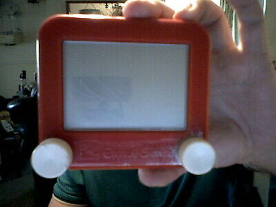 Ohio Art Pocket Etch A Sketch Machine  Birthday Home Drawing Doodling Charity • 20£