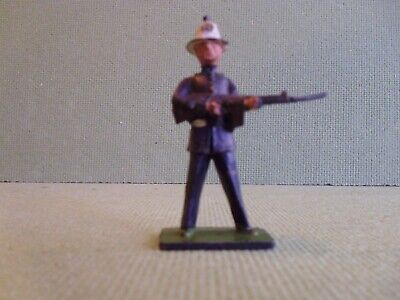 PLASTIC TOY SOLDIERS 1/32 Lone Star Royal Marine • 1£