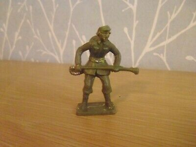 Plastic Toy Soldiers 60 Mm Cherilea Chinese Soldier Flame Thrower • 2.99£
