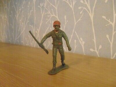 Plastic Toy Soldiers 90 Mm US Soldier • 2£